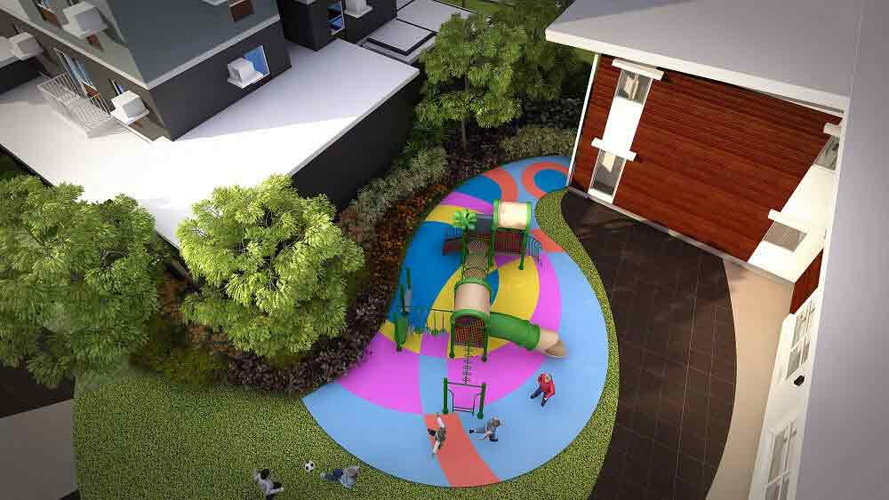 Amaia Steps Pasig -  Play Area