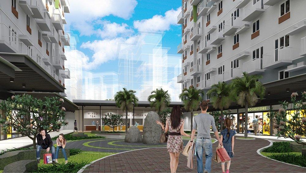 Amaia Steps Pasig -  Retail Courtyard