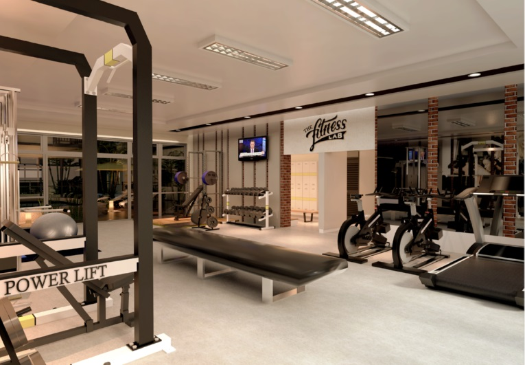 Torre De Florencia - Fitness Gym