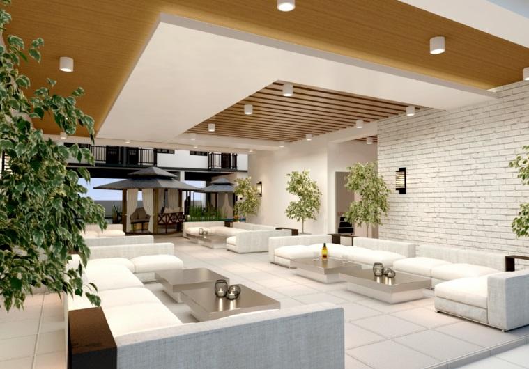 Torre De Florencia - Lounge Area