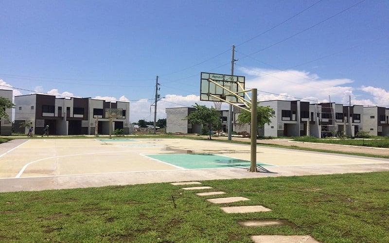St. Joseph Richfield  - Basketball Court
