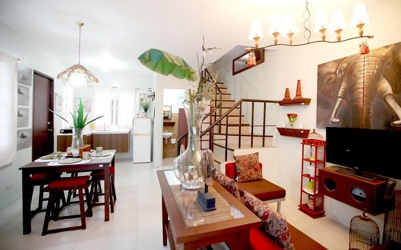 St. Joseph Richfield  - Living & Dining Area