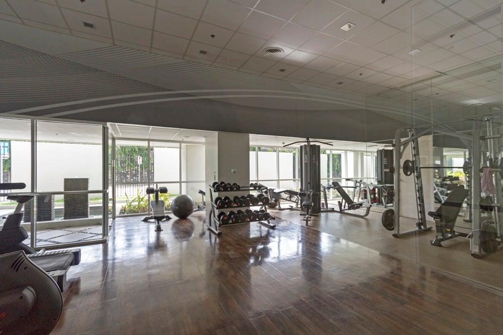 Calyx Residences - Fitness Gym