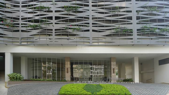 Calyx Residences - Main Entrance