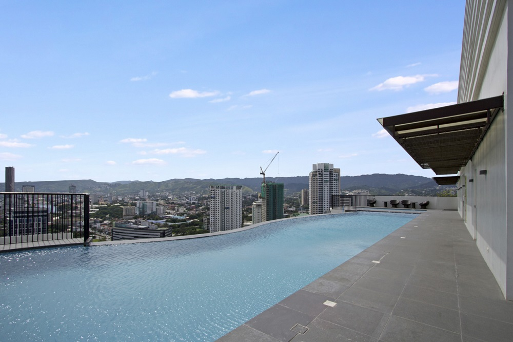 Calyx Residences - Swimming Pool