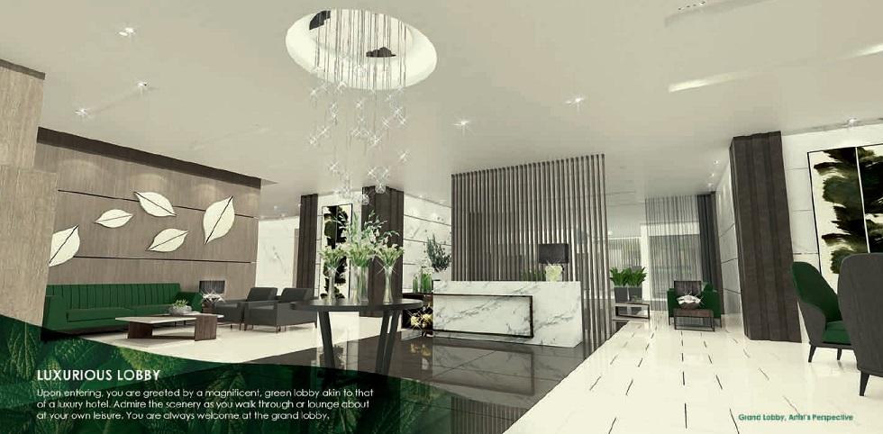 Leaf Residences - Grand Lobby