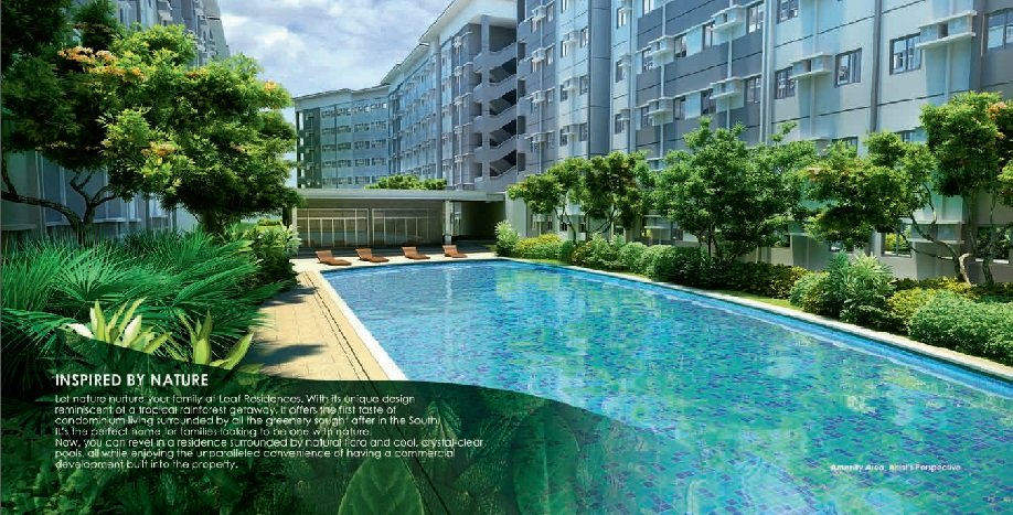 Leaf Residences - Pool Area