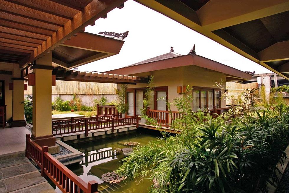 Raya Garden - Koi Pond