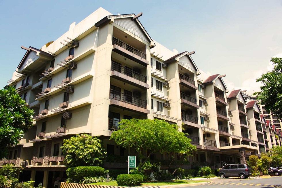 Raya Garden - Bandung Building Facade