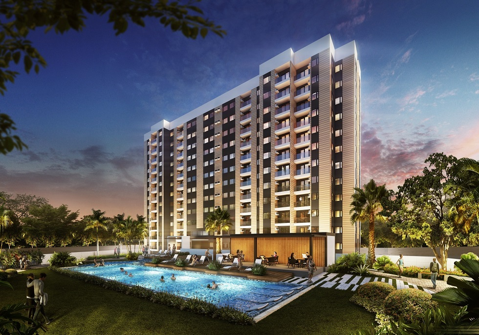 Azure Urban Resort Residences - Building Facade