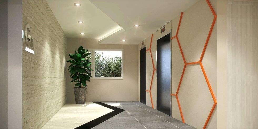 Azure Urban Resort Residences - Elevator Lobby