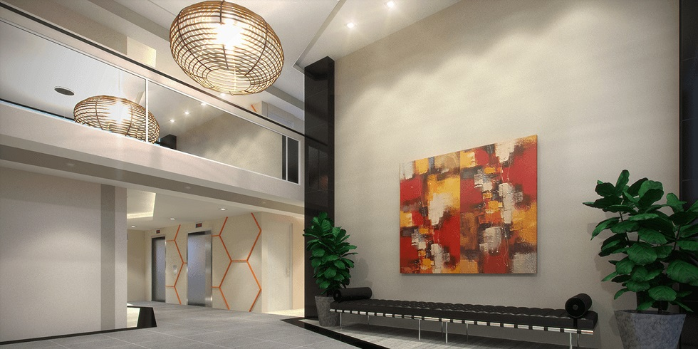 Azure Urban Resort Residences - Grand Lobby