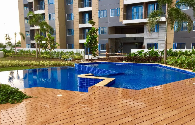 Azure Urban Resort Residences - Pool Area