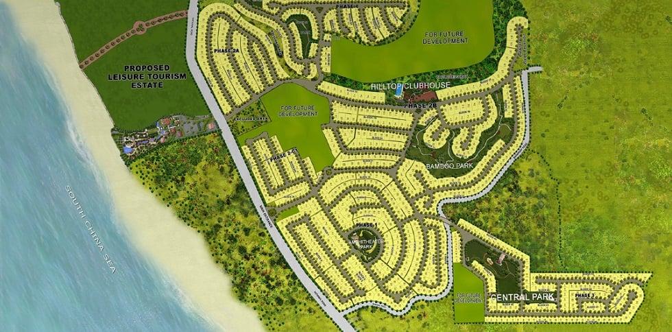 Playa Calatagan - Site Development Plan