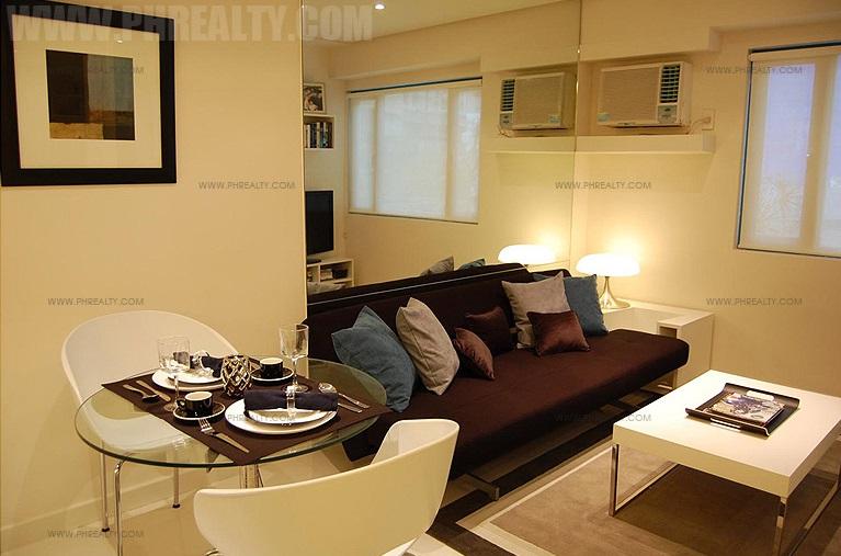 The Beacon - Studio Living Room