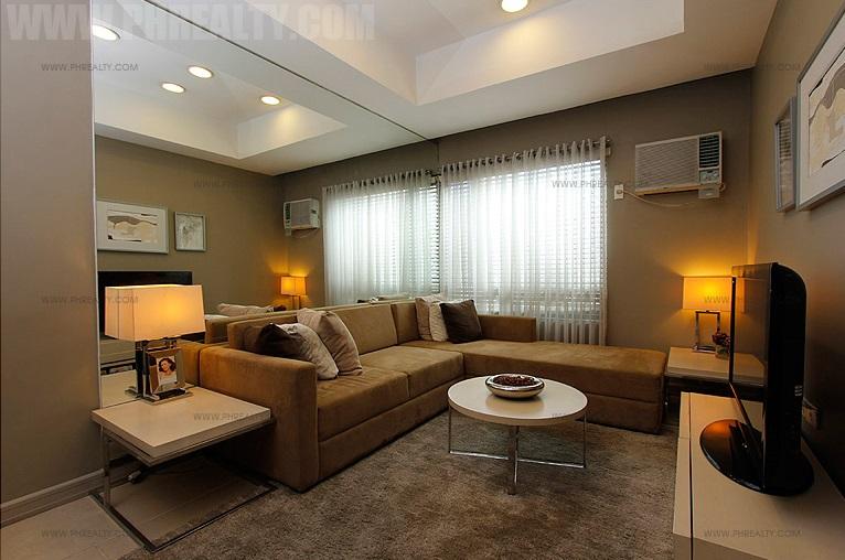 The Beacon - Living Room