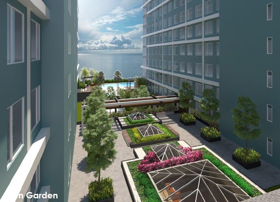 Grand Westside Hotel - Zen Garden