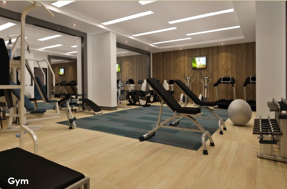 Grand Westside Hotel - Fitness Gym