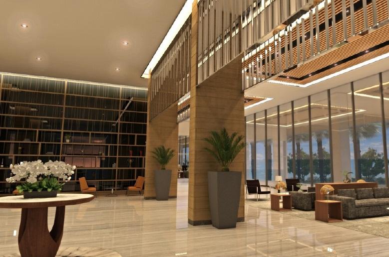 Grand Westside Hotel - Grand Lobby