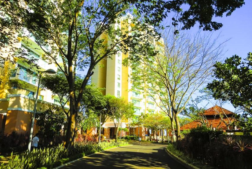 Citylight Gardens - Entrance