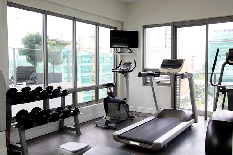 Asia Premier Residences - Fitness Gym