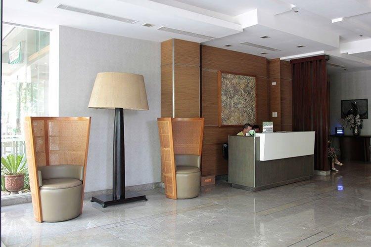 Asia Premier Residences - Lobby