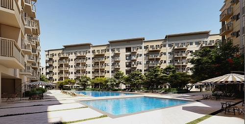 Hill Residences - Swimming Pool