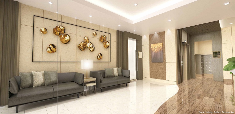 Hill Residences - Lobby Area