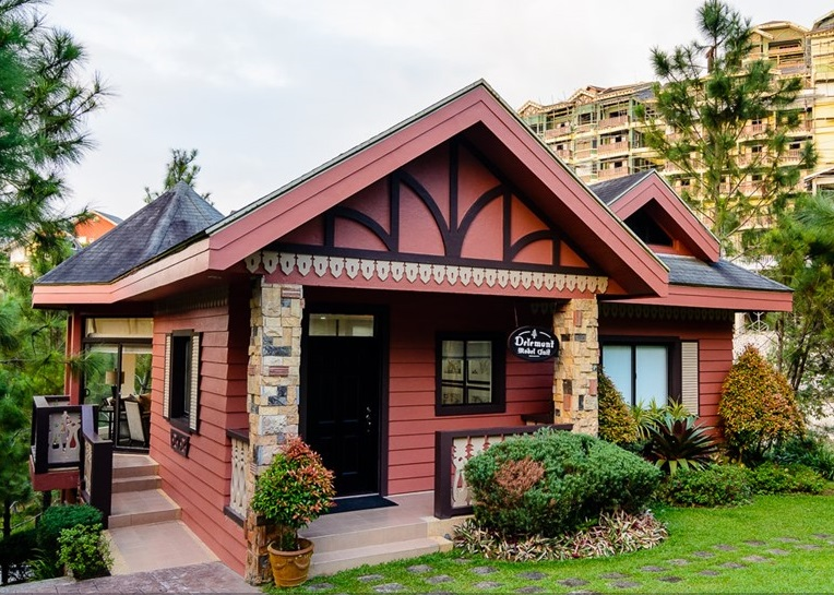Crosswinds Tagaytay - Moutier Model House