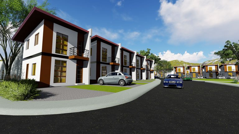RCD Royale Homes Bulacan  - Daffodils Single Attached