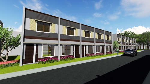 RCD Royale Homes Bulacan  - Townhouse