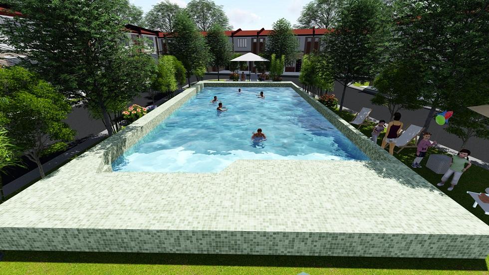 RCD Villas De Trece - Swimming Pool