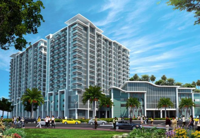 Bayshore 2 - Bayshore 2 Building Facade