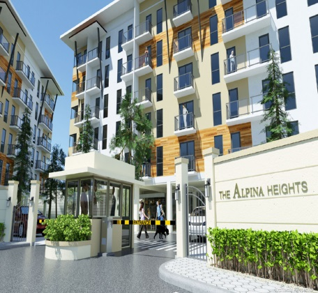 The Alpina Heights - The Alpina Heights
