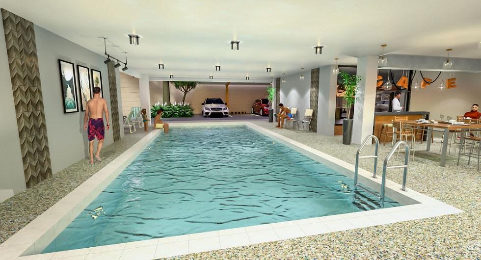 The Alpina Heights - Swimming Pool