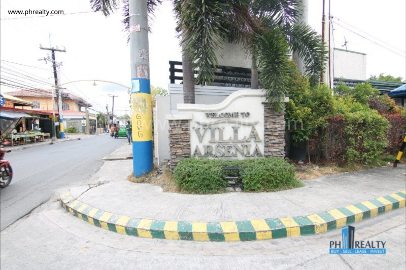 Villa Arsenia - Entrance
