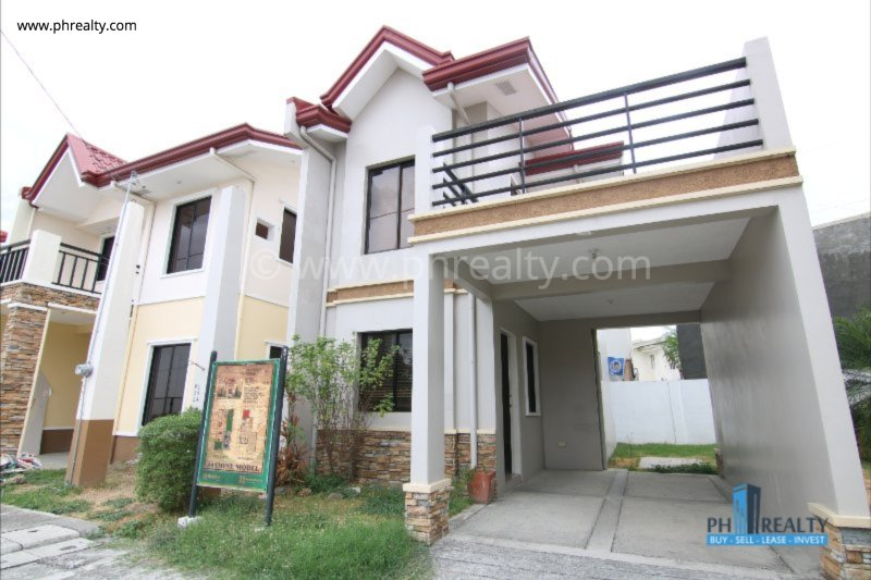 Villa Arsenia - Ready For Occupancy House & Lot For Sale In