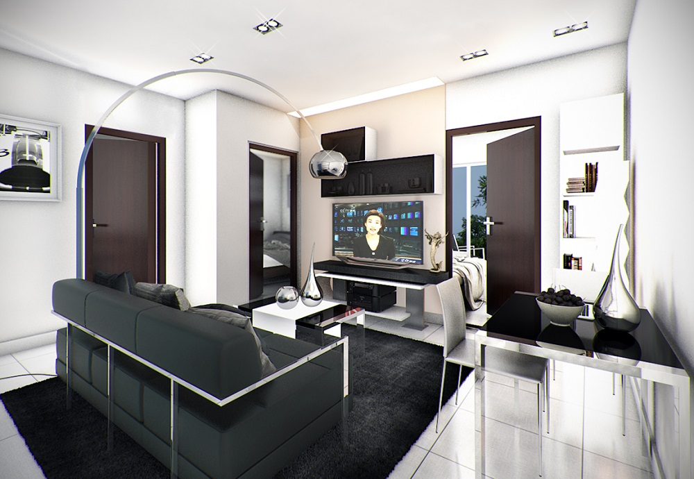 North Star Condominium - Living Room