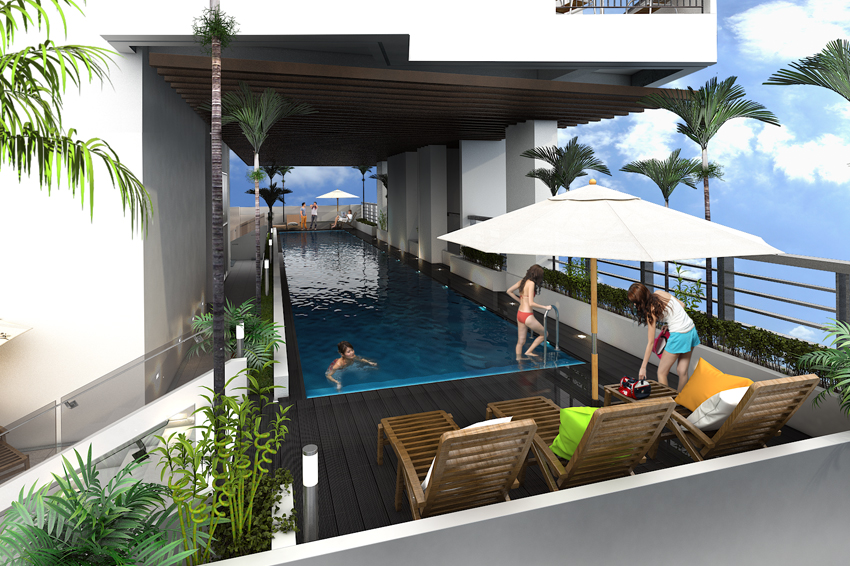 North Star Condominium - Swimming Pool