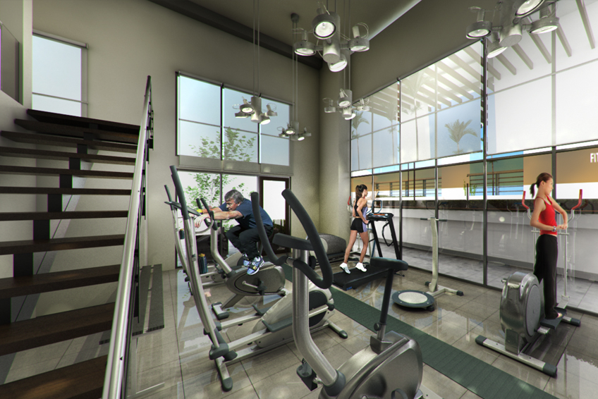 North Star Condominium - Fitness Gym