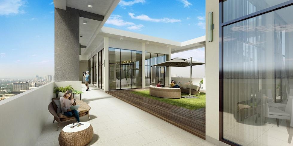 3 Torre Lorenzo - Sky Lounge
