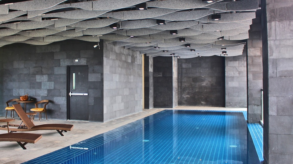 Torre Central - Swimming Pool