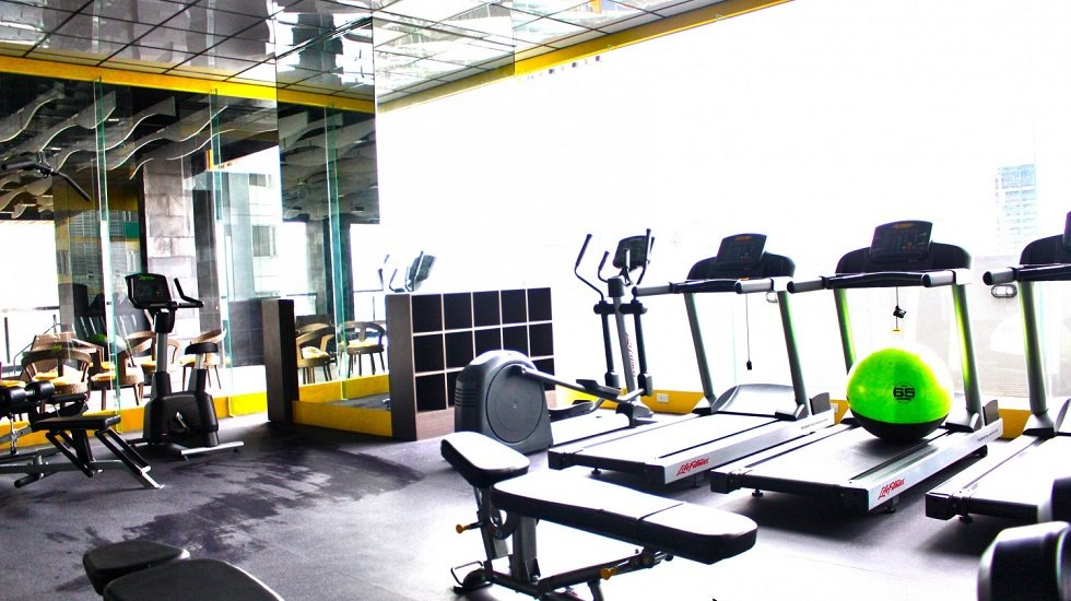 Torre Central - Fitness Center
