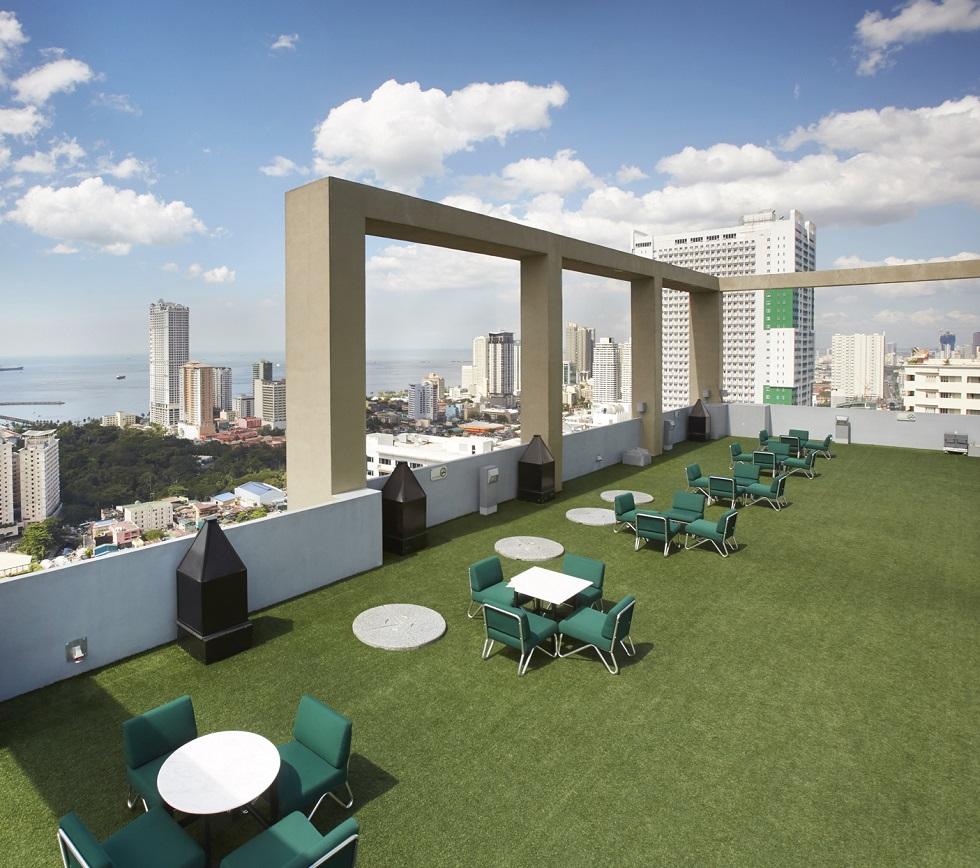 2 Torre Lorenzo - Sky Lounge