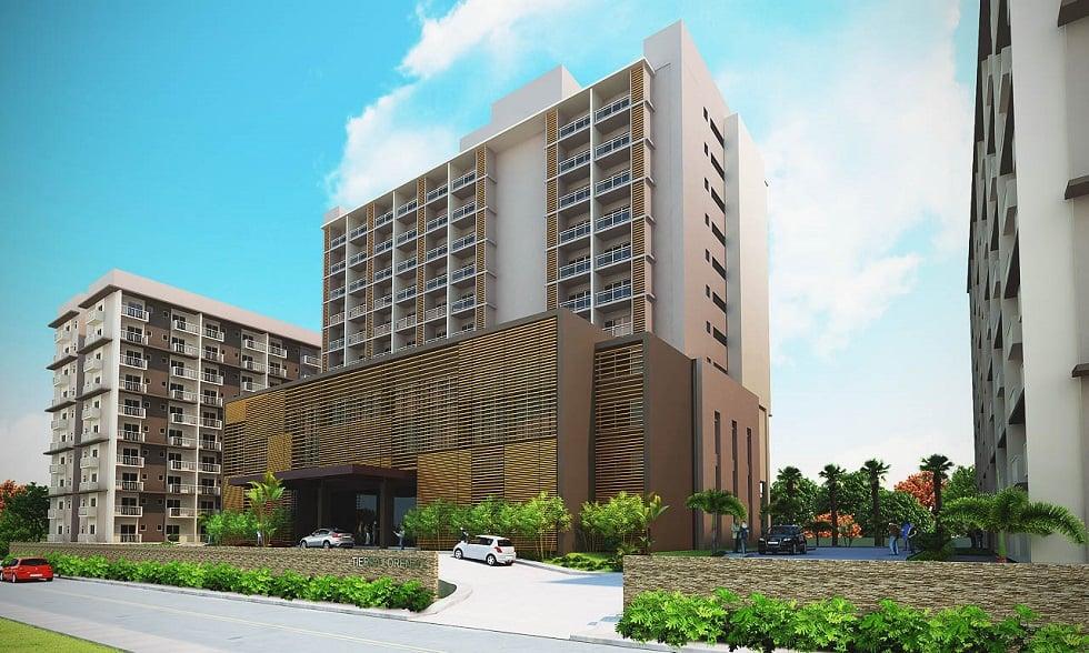 Tierra Lorenzo Lipa - Building Facade
