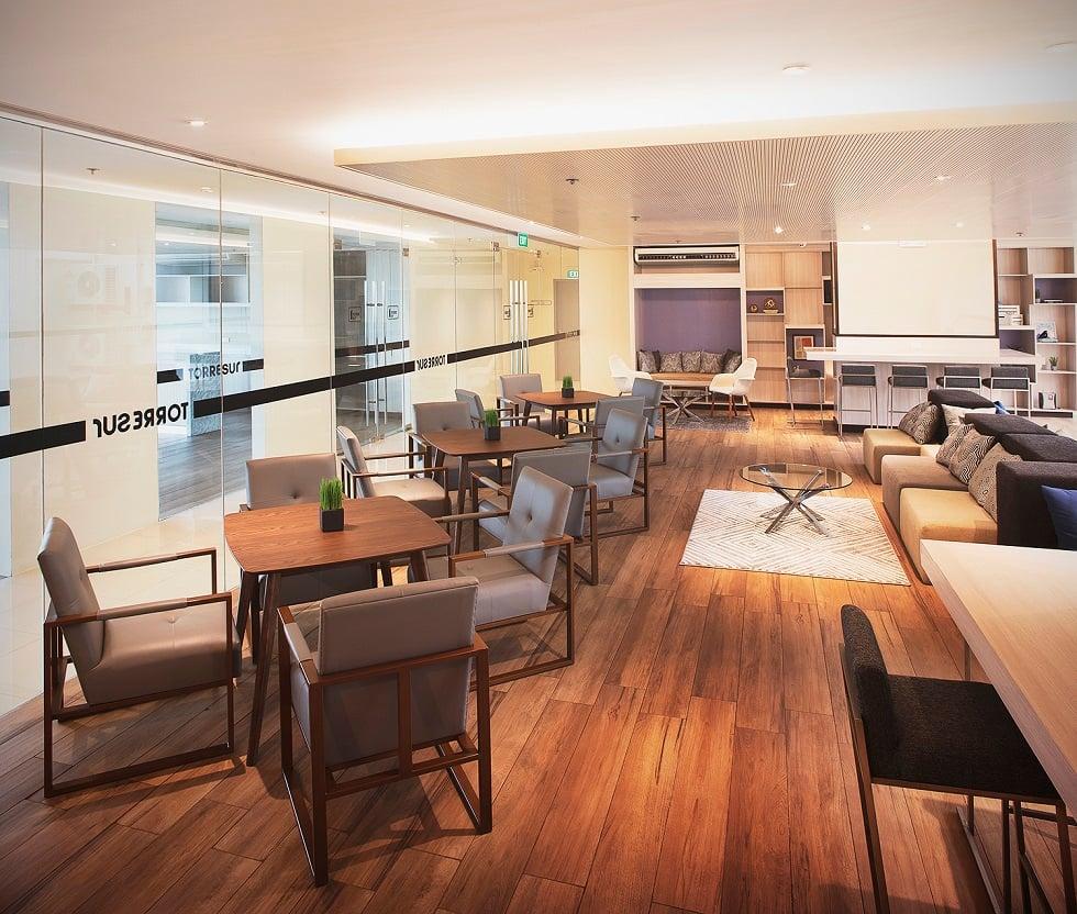 Torre Sur - Study Lounge