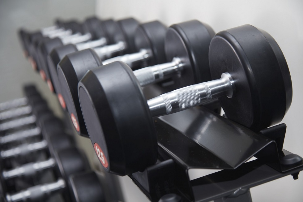 Torre Sur - Gym Weights