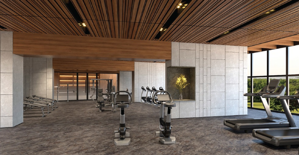 Shang Residences - Fitness Gym