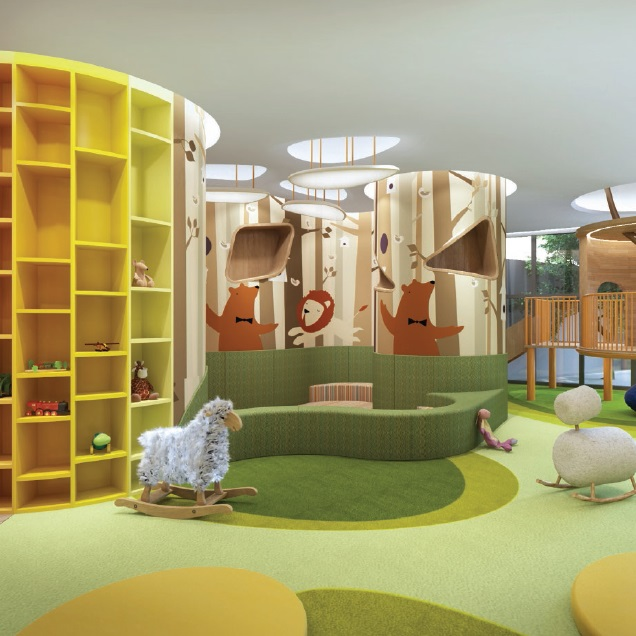 Shang Residences - Kids Zone