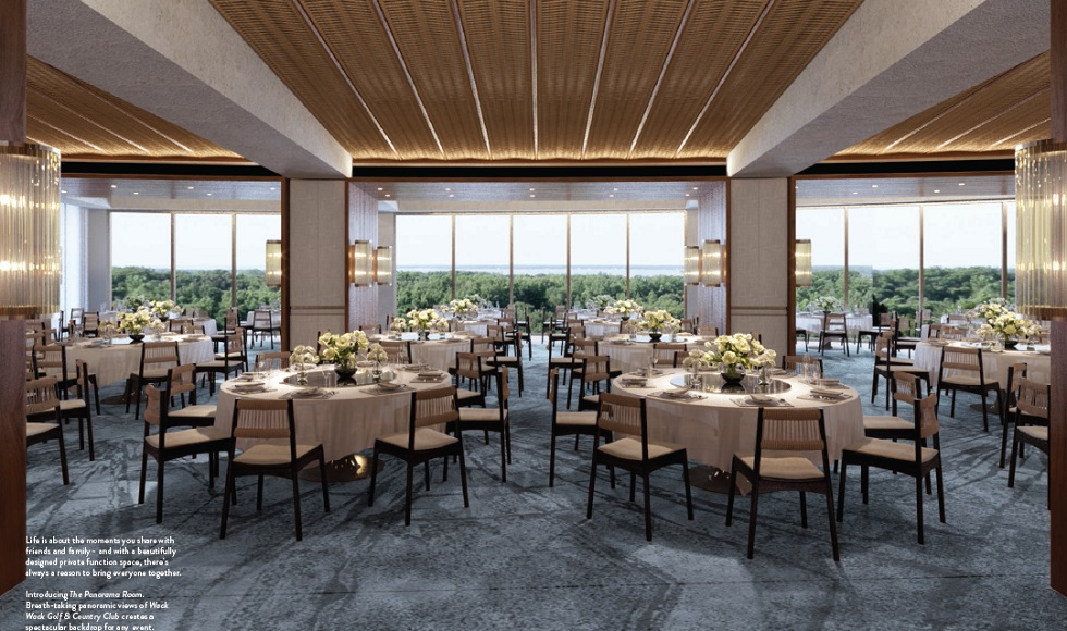 Shang Residences - Function Room